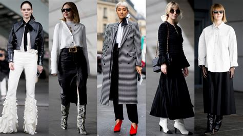 black  white    street style favorite  day