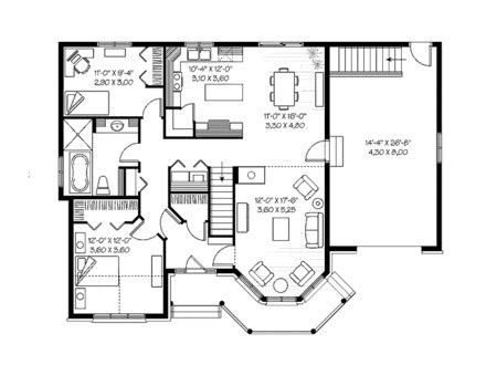 guest suite house plans small farm house plans small farmhouse plans bungalow small country home plans