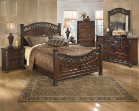 ashleys furniture bedroom sets buy leahlyn bedroom set by signature design from www