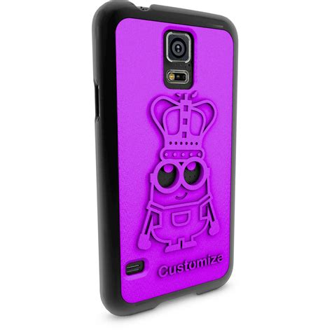 Minion 3d Iphone 4 4s apple iphone 4 and 4s 3d printed custom phone
