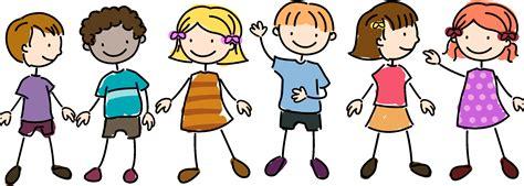 clipart bambini a scuola secondo incontro scuola materna