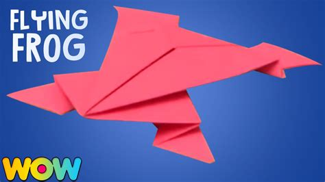 How To Make A Jumping Frog Out Of Paper - how to make origami jumping frogs learn origami