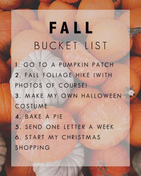 beautiful detour never put a bucket list on hold fall bucket list beautiful detour