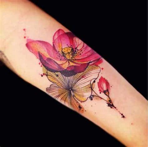 disenos tatuajes de rosas para hombre tatuajes de flores distintos dise 241 os para hombres mujeres