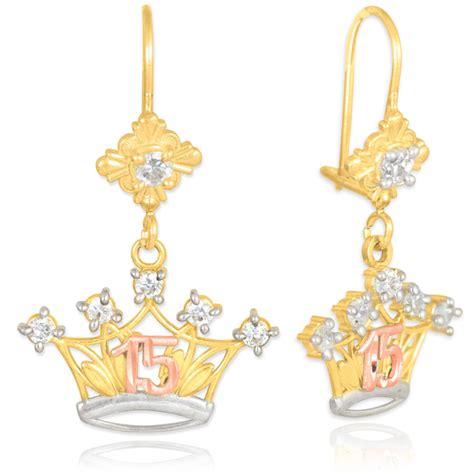 quinceanera earrings