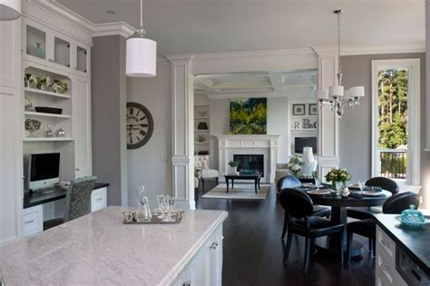 paint colors for open floor plan i like the flow of the kitchen to the breakfast area and a