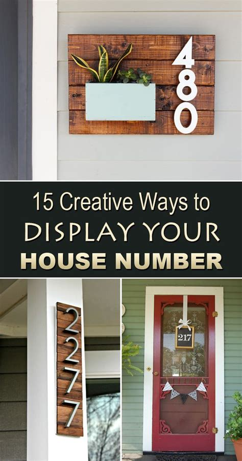 home address numbers best 25 house numbers ideas on address