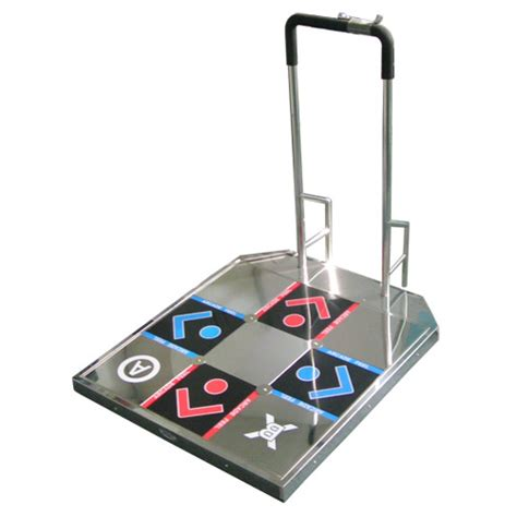 Ddr Mat Pc pads 5 in 1 metal ddr pro