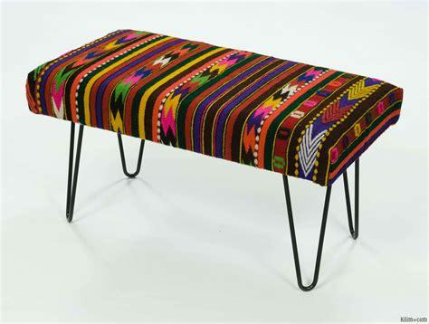 kilim rug bench kilim rug bench rugs ideas
