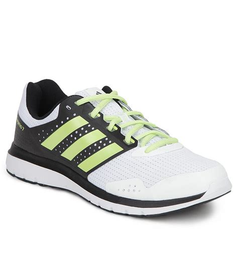 adidas sports shoes offers adidas duramo 7 white running sports shoes snapdeal price
