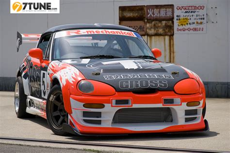Suzuki Cappuccino Race Car Kei Content Honda Tech Honda Forum Discussion