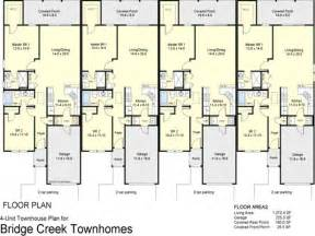 4 Plex Floor Plans by 4 Plex Townhouse Floor Plans 4 Plex Apartment Floor Plans