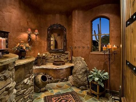 southwest bathroom ideas southwest decor look at this bathroom southwest