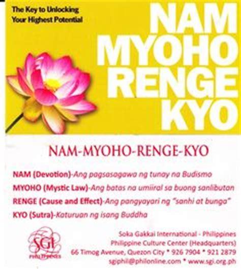 nam myoho renge kyo living the mystic through daimoku books 5 eternal guidelines of soka gakkai nichiren daishonin