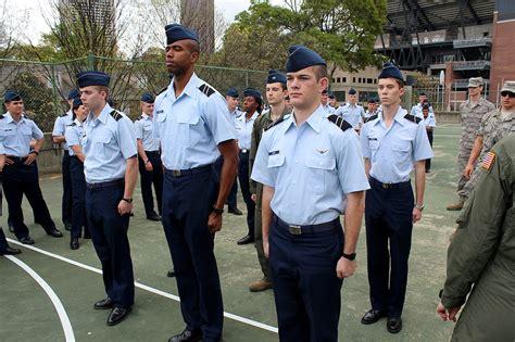 air force rotc uniform guide georgia rotc colleges