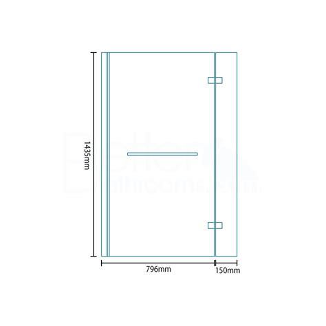 1800 shower bath 1800 x 850 left l shaped shower bath