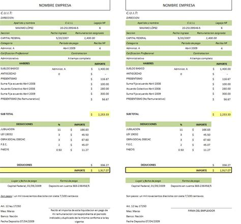 calcular la liquidacion 2016 de sueldos recibos de sueldo 2015 de empleados de comercio autos post