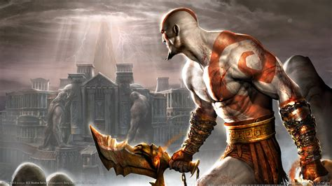 wallpaper game god of war god of war 2 ps2 game wallpapers hd wallpapers id 1552