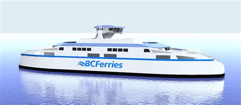 Bc Ferries Gift Card - lr chosen to class canada s new lng powered ferries gcaptain