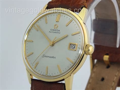 omega seamaster 18k 1962 plus box sorry now sold 15th