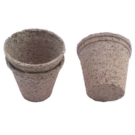 biodegradable plant pots growing containers for plants jiffy peat organic biodegradable plant flower pots