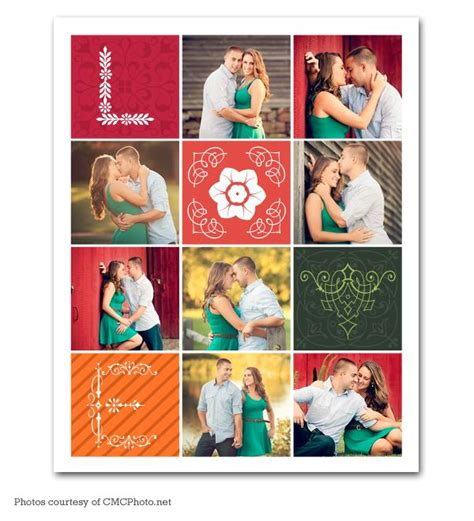 photo collage number templates free photo collage number templates free template design