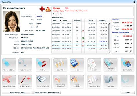 Praktika In Details Online Dental Practice Management Praktika Dental Software
