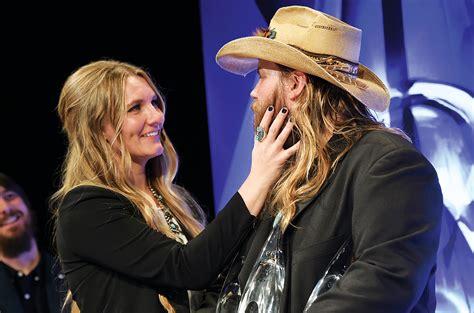 cover of chris stapleton s comeback song rugged country star chris stapleton surprises an adoring
