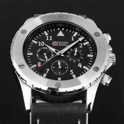 Jam Tangan Pria 02 royale jam tangan analog pria mr099 100 black jakartanotebook