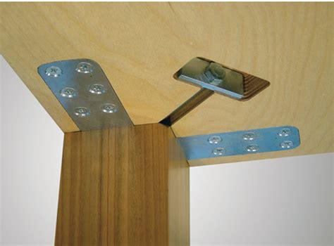 Fixation Pieds De Table 2352 by Fixation De Pied De Table Affleurant Avec Plateau De