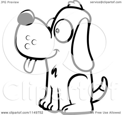 dog ear coloring page dog ear colouring pages