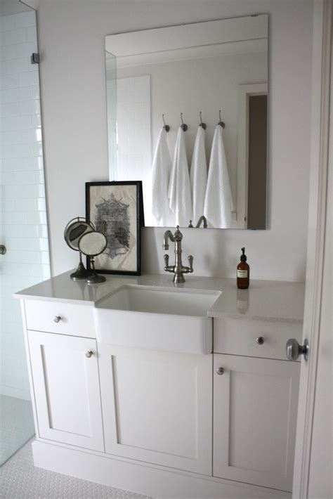 farmhouse sink bathroom farmhouse sink in a bathroom bathroom inspiration