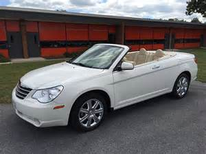 Chrysler Seabreeze Convertible File Chrysler Sebring Convertible Third Generation Js