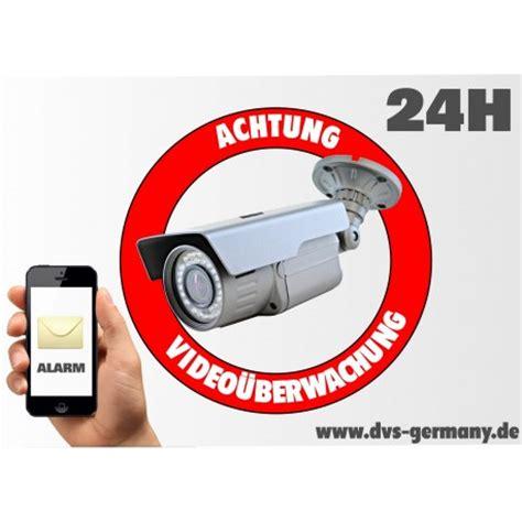 Aufkleber Drucken R Ckseite Geschlitzt by Aufkleber Schild Quot Achtung 252 Berwachung Quot St 252 Ckzahl