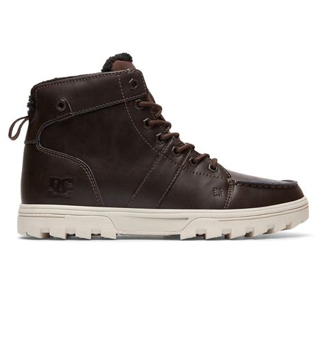 winter shoes dc shoes s woodland winter boots 303241 ebay