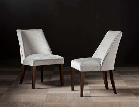 nella vetrina musa italian dining chair upholstered in