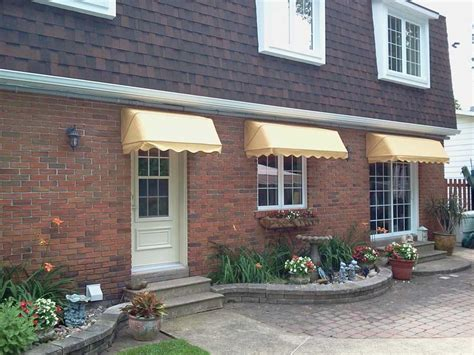affordable year around quality fixed awnings for your home