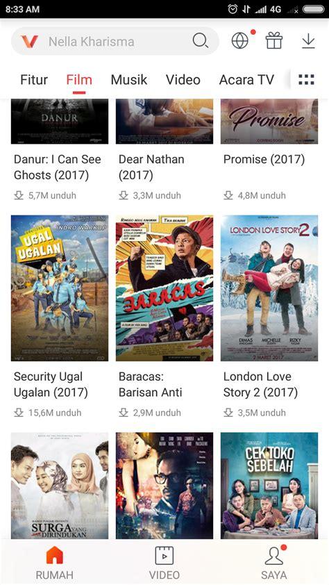 download film indonesia gratis dan mudah vidmate aplikasi download film paling lengkap dan mudah