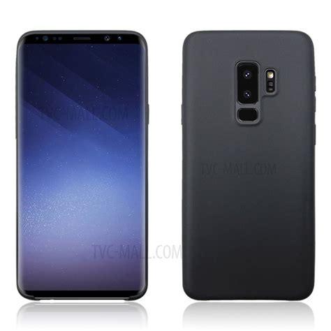 Softcase Black Matte Samsung S8 matte soft tpu phone for samsung galaxy s9 plus black