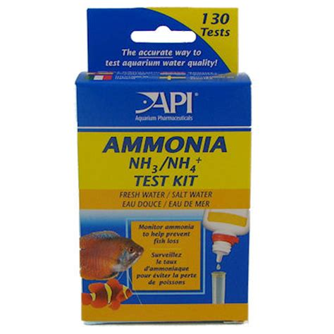 Sera Amonia Ammonia Test Kit api ammonia test kit 12 45