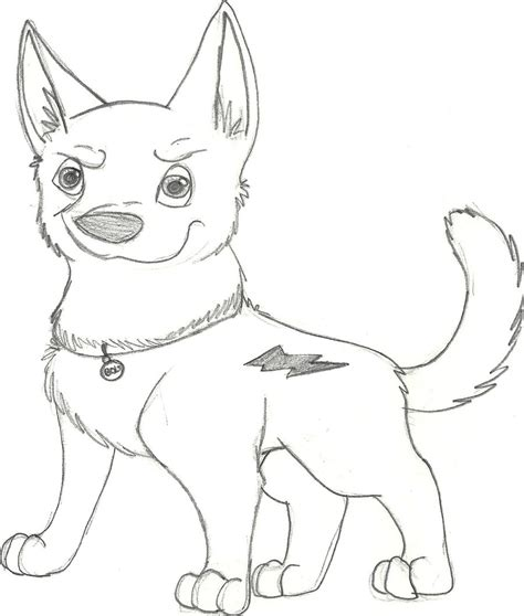 Drawing U Bolt by Bolt The Superdog By Ashbreezethekitty On Deviantart