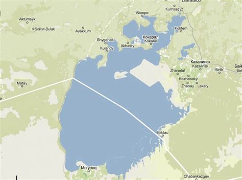russia map aral sea i mash news a time may come when will no longer