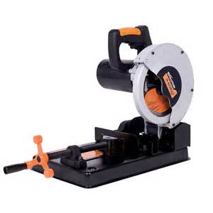 chop saw home depot evolution power tools 15 7 1 4 in multi purpose chop
