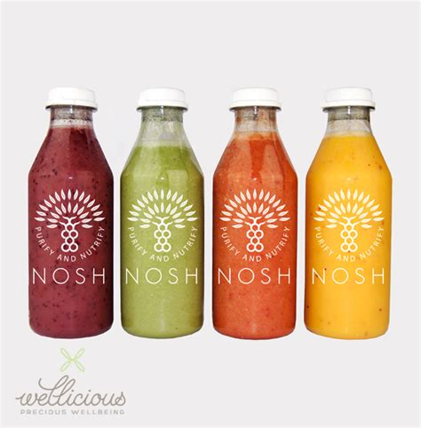 Juice Detox Deals by Nosh Detox Juice Deal Wellicious