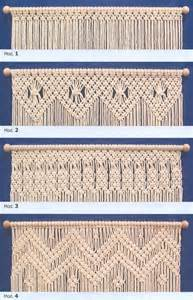Diy Bohemian Home Decor 25 best macrame curtain ideas on pinterest