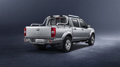 peugeot pickup dongfeng rich becomes 2017 peugeot pick up in south africa