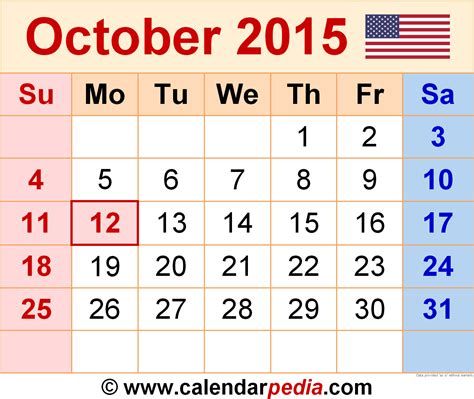 printable calendar 2015 uk october image gallery october 2015 holidays