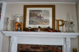 Kitchen Mantel Decorating Ideas by Blue Ribbon Kitchen Styling An Everyday Mantel