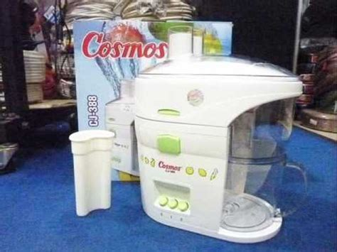 Juicer Cosmos Cj 388 blender juicer cosmos murah harga 400 ribu