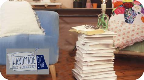handmade mit enie nachtk 228 stchen aus b 252 chern handmade mit enie mach s